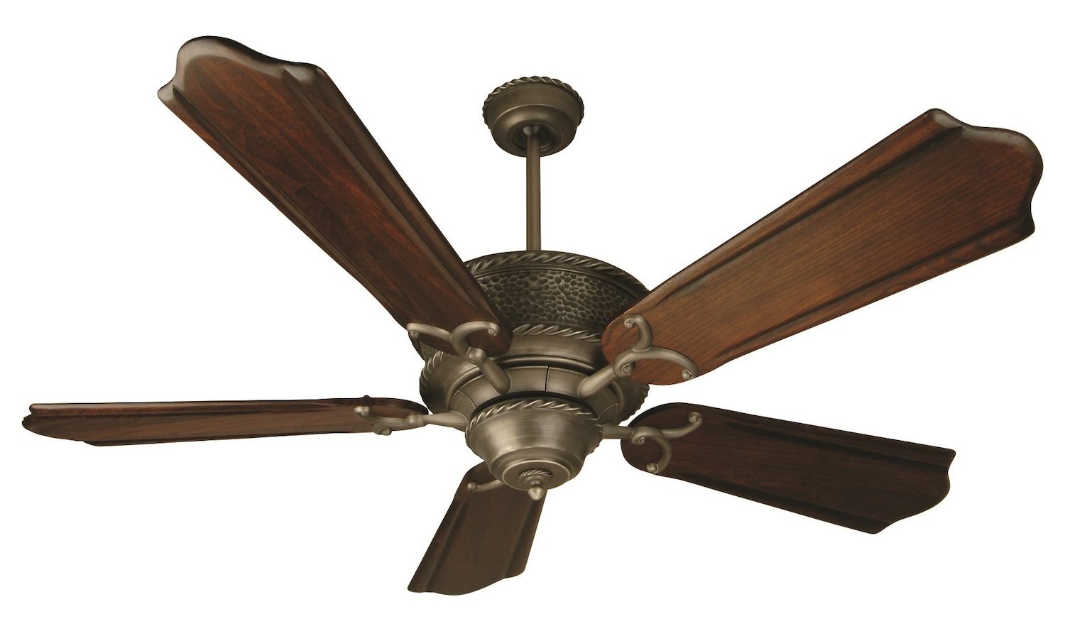 Craftmade 52in Ceiling Fan Kit Aged Bronze Textured
