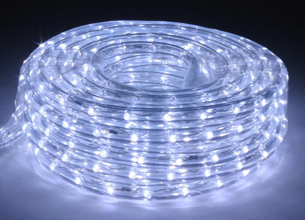American Lighting 15 Foot Cool White Led Flexbrite Rope