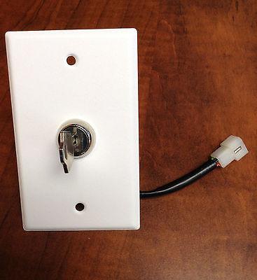 Aladdin Light Lift 1 Keyswitchc Replacement Standard