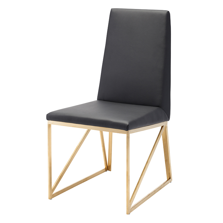 Nuevo Black Caprice Dining Chair Hgtb317