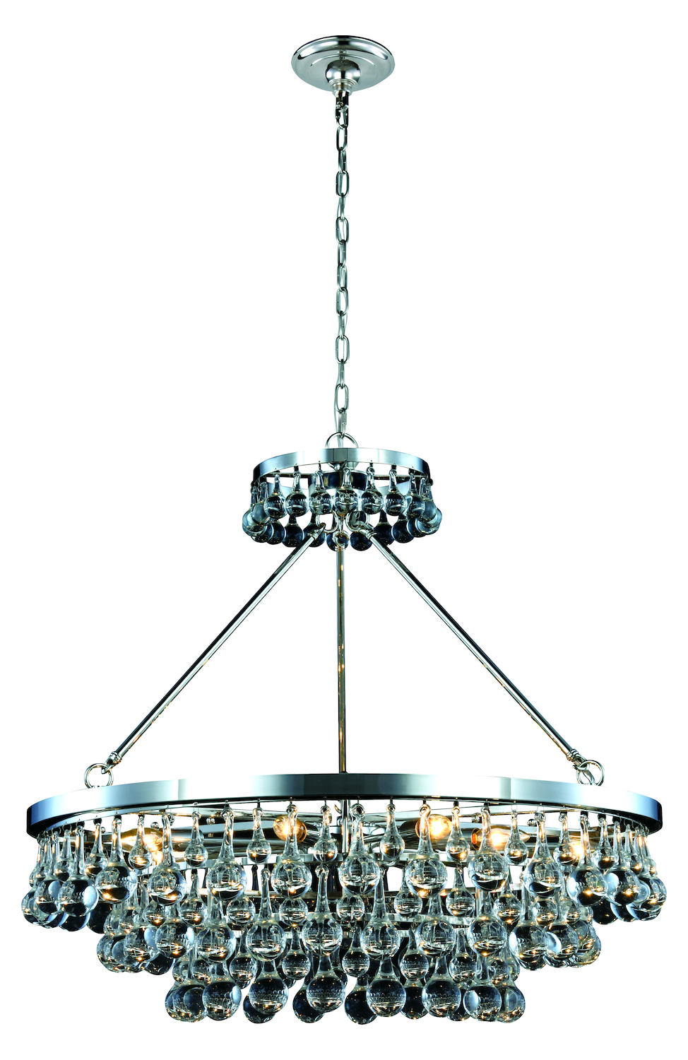 Urban Classic Bettina Collection Pendant Lamp D 32in H