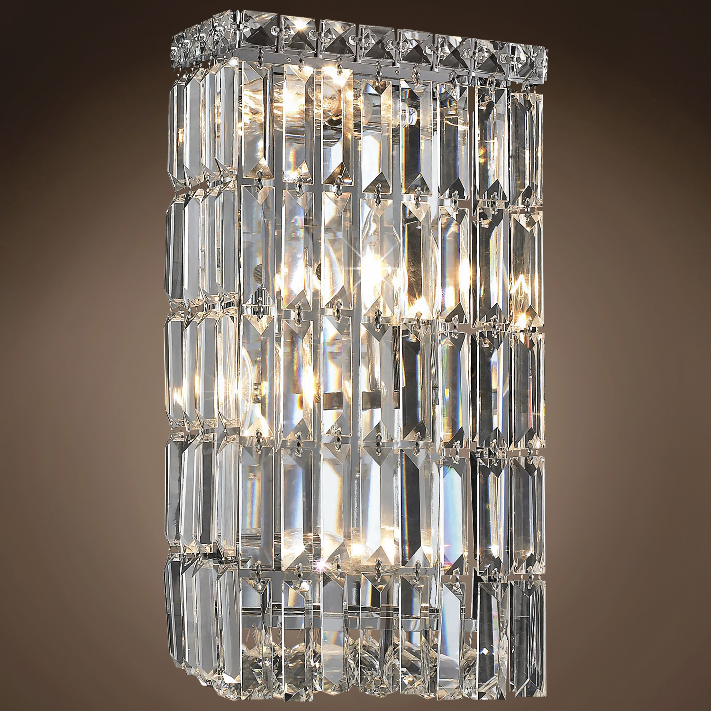 Joshua Marshal 701079 Ibiza Design 4 Light 8 Quot Wall Sconce