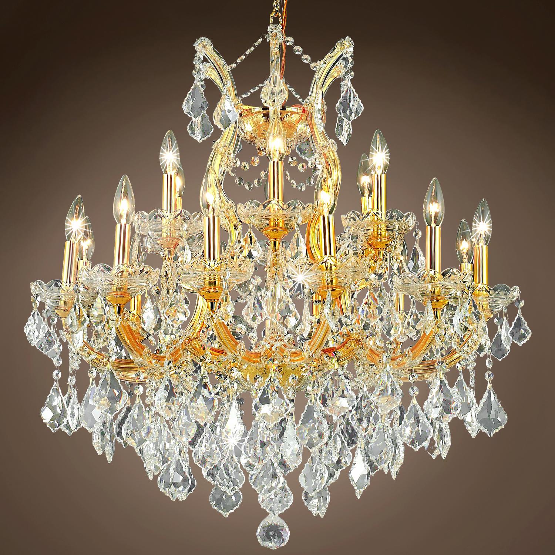 JM Maria Theresa 19 Light 30 Chandelier