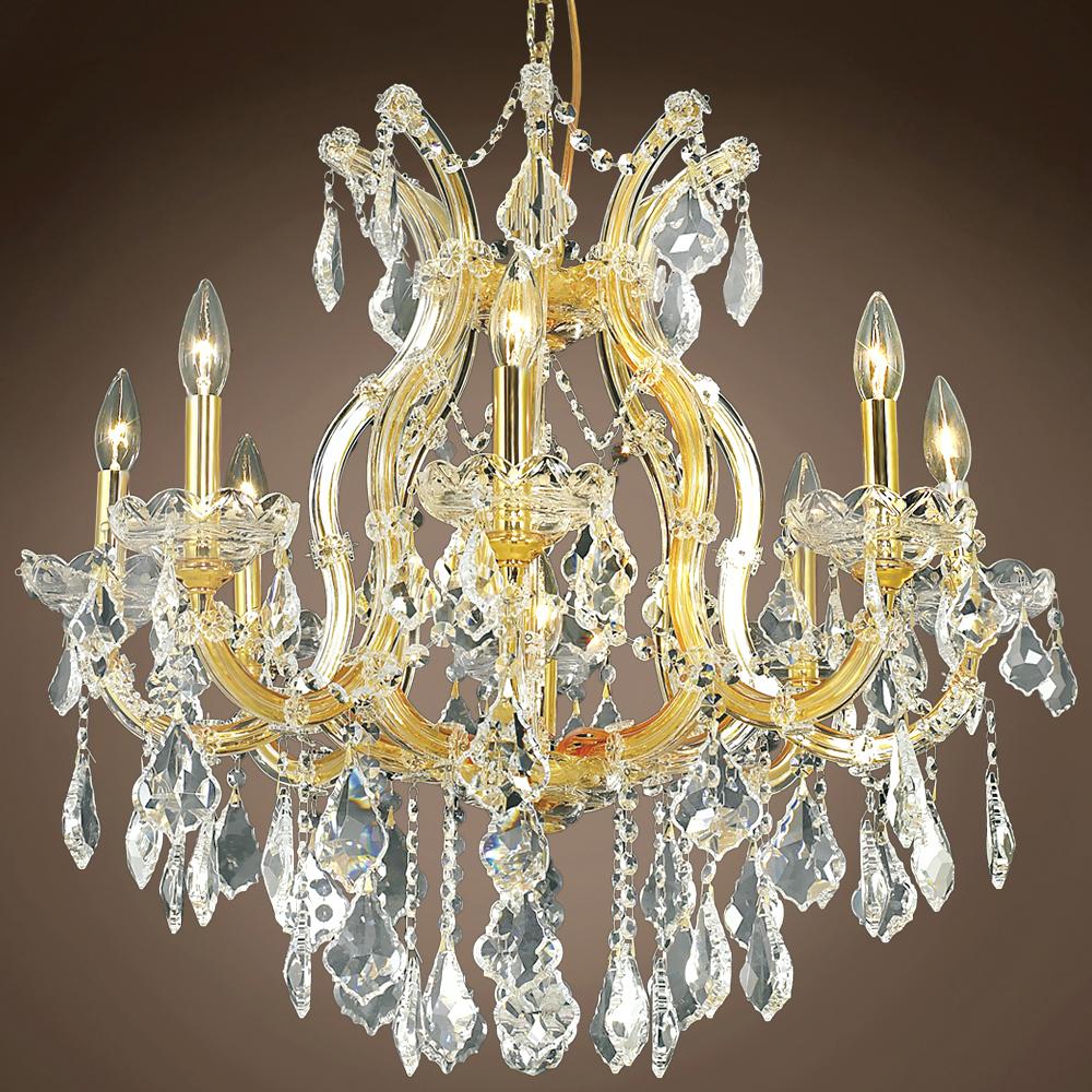 JM Maria Theresa 9 Light 26 Chandelier