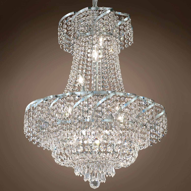 joshua marshal 701181 regal design 11 light 22 chandelier. Black Bedroom Furniture Sets. Home Design Ideas