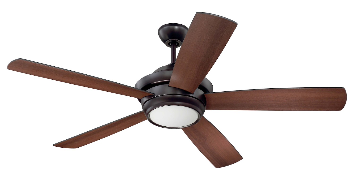 Craftmade 52in Ceiling Fan With Blades And Light Kit