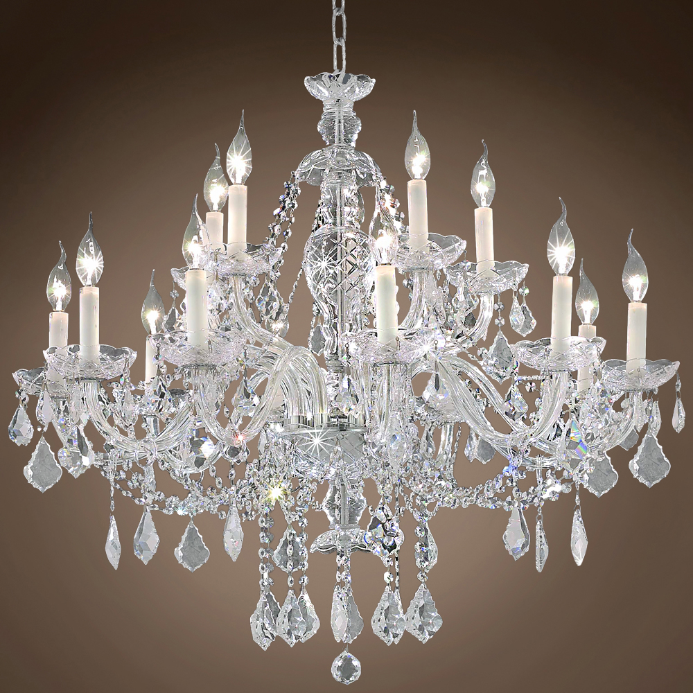 joshua marshal 701284 victorian design 15 light 35 chandelier from victorian collection. Black Bedroom Furniture Sets. Home Design Ideas
