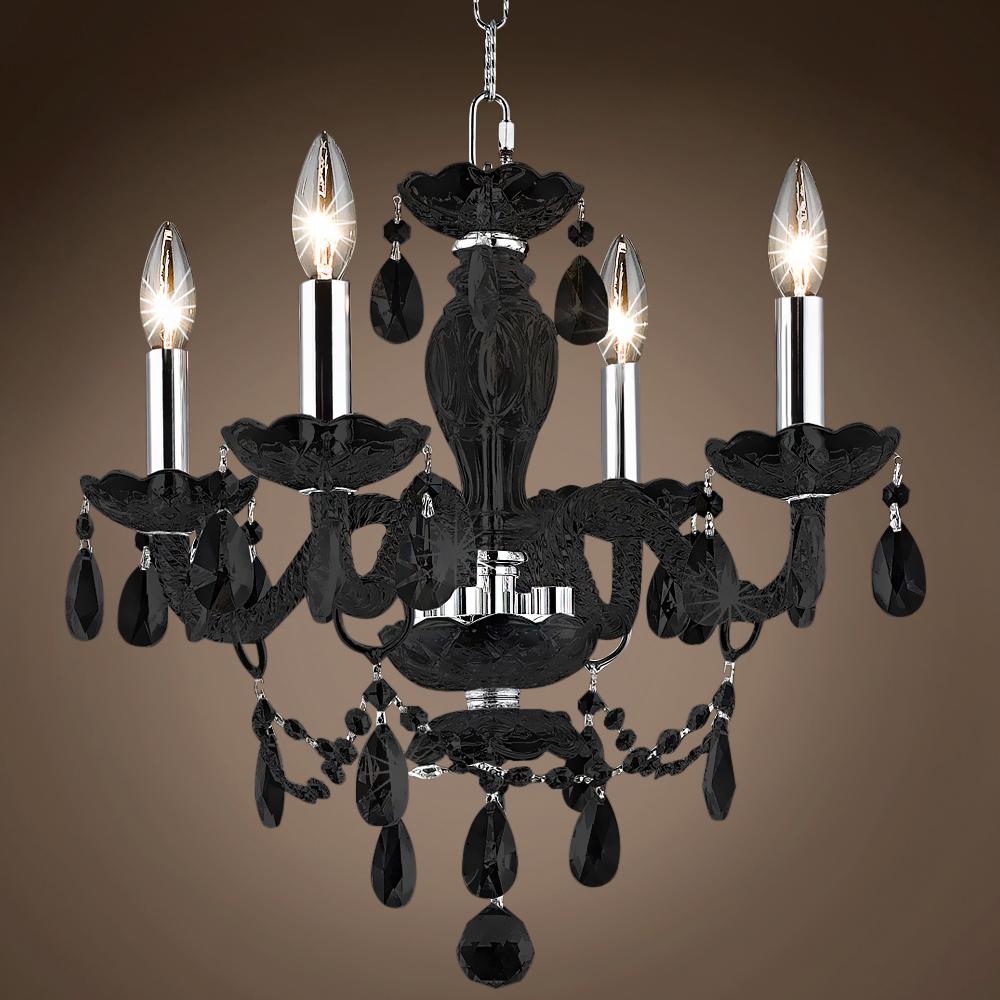 Joshua Marshal 701382 Victorian Design 4 Light 17