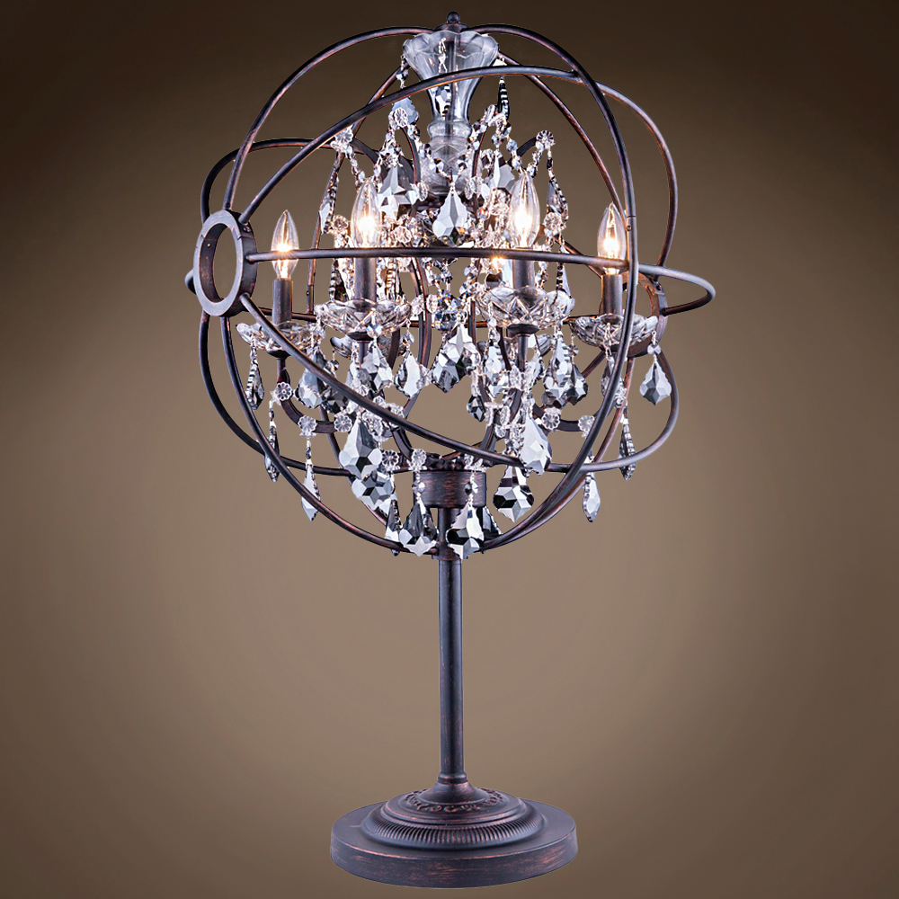 "Lighting Lamp: Joshua Marshal Foucault'S Orb Design 6 Light 22"" Dark"