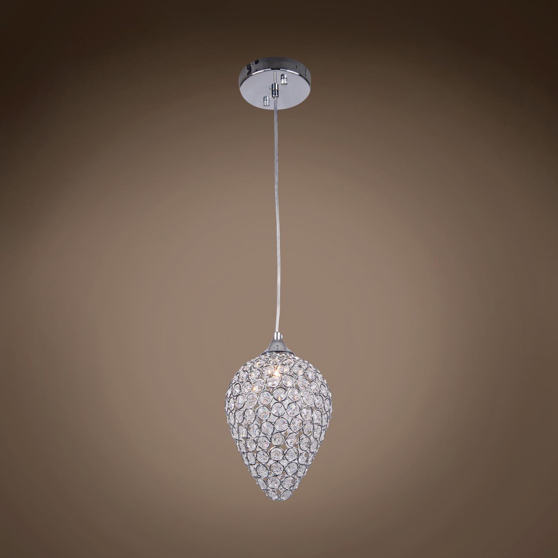 Joshua Marshal Limited Edition 1 Light 6 Quot Teardrop Crystal