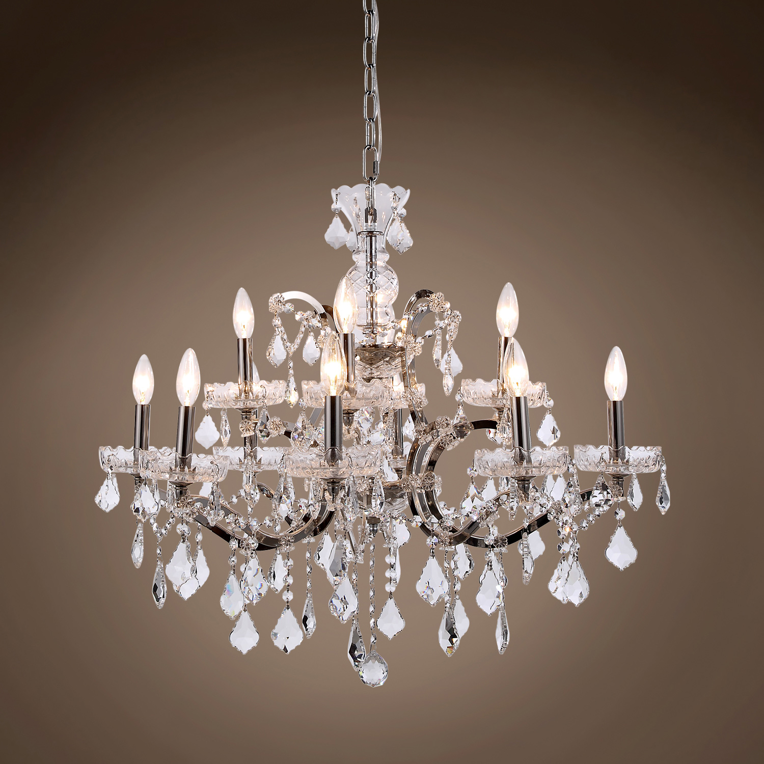 iron chandelier light the versailles crystal p chandeliers with black and