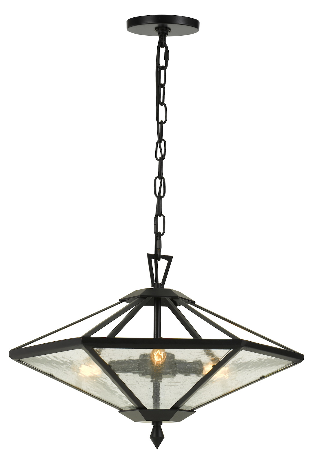 Cal Lighting 60w X 3 Brescia 2 In 1