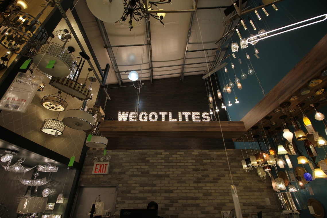 Wegotlites Showroom 3