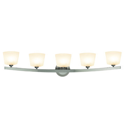 Access Opal Sydney 5 Light Vanity
