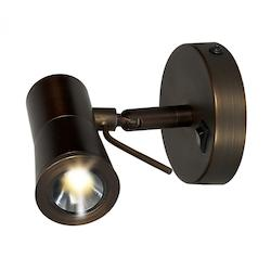 Access One Light Bronze  Directional Spot Light