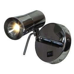 Access One Light Chrome  Directional Spot Light