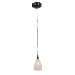 Access Cobalt Tungsten 1 Light Mini Pendant