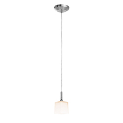 Access Amber Delta 1 Light Mini Pendant