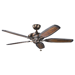 Kichler Oil Brushed Bronze Ceiling Fan