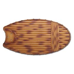 Kichler Natural Bamboo Fan Blade
