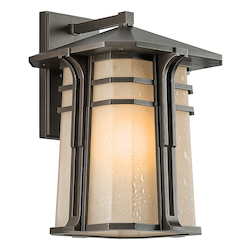 Kichler Olde Bronze North Creek Collection 1 Light 18