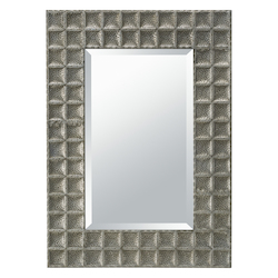 Kichler Kichler 78223Ap Antique Pewter Missoula Rectangular Mirror - 40