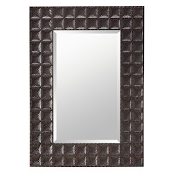Kichler Bronze 39.5In. Modern Wall Mounted Mirror