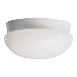 Kichler Kichler 8103Wh White Ceiling Space 3 Light Flush Mount Indoor Ceiling Fixture