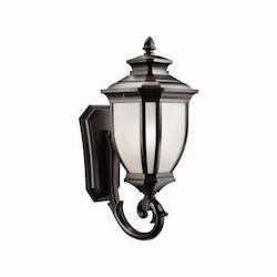 Kichler Kichler 9042Bk Black Salisbury Collection 1 Light 24