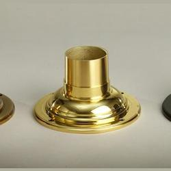 Kichler Polished Brass Pier Mount