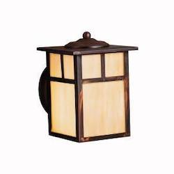 Kichler Canyon View Alameda Collection 1 Light 7In. Outdoor Wall Light