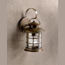 Kichler Rustic Rustic Collection 1 Light 13In. Outdoor Wall Light