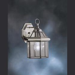 Kichler Antique Pewter Embassy Row Collection 1 Light 11