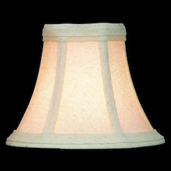 Lite Source Inc. Soft Glow - Cream Height Small Soft Glow Cream Bell Candelabra Shade