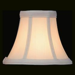 Lite Source Inc. Shantung Height Shantung Bell Candelabra Shade