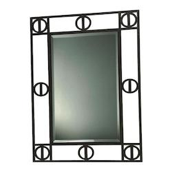 Lite Source Inc. Mirror From The Etruscan Collection