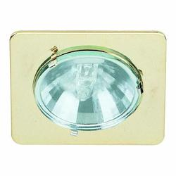 Lite Source Inc. Brass Functional Mini Lite For Under Cabinet Application