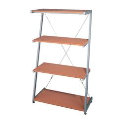 Lite Source Inc. Beech Silver Shelf From The Morse Collection