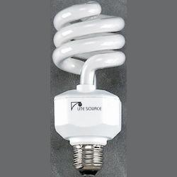 Lite Source Inc. Compact Fluorescent Tube (Cfl) Spiral Tube/Medium Base 13W
