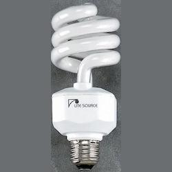 Lite Source Inc. Spiral Fluorescent Bulb 15W W/Medium Base(E27) For Ls-2719
