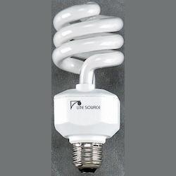 Lite Source Inc. Spiral Fluorescent Bulb 25W W/Medium Base(E27)