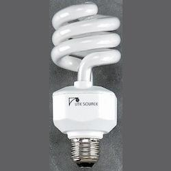 Lite Source Inc. Spiral Fluorescent Bulb 27W W/Medium Base For Ls-2418/8418