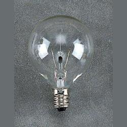 Lite Source Inc. Incandescent G Type Bulb Candelabra Base(E12) 40W