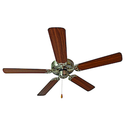 Maxim Satin Nickel Ceiling Fan