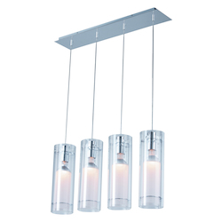 ET2 Frost 4-Light Pendant