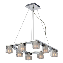 ET2 Blocs 8-Light Pendant