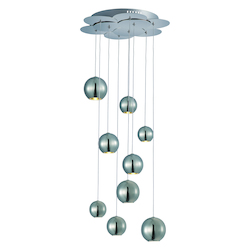 ET2 Bollero 9-Light Led Pendant