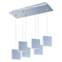 ET2 Brick 6-Light Led Pendant