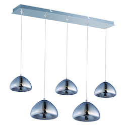 ET2 Vive 5-Light Led Pendant