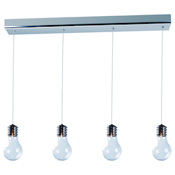 ET2 Edison 4-Light Pendant